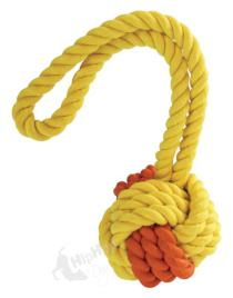 HRAČKA - HIPHOP kombinovaný loptu MONTY na šnúre