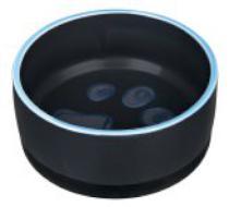 MISKA keramická pack gumová základňa